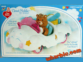 Care Bears Cloud Mobile