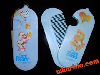 Care Bears Comb