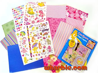 Care Bears Craft Projects