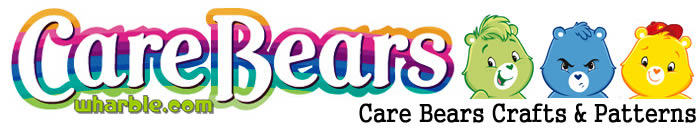 Care Bears Crafts & Patterns