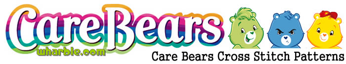 Care Bears Cross Stitch Patterns