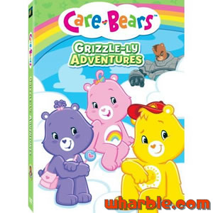 Care Bears - Grizzle-ly Adventures