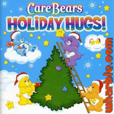 Care Bears Holiday Hugs CD