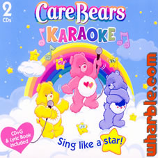 Care Bears Karaoke CD
