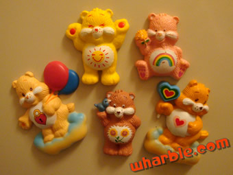 Care Bears Magnets