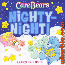 Care Bears Nighty-Night CD