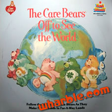 The Care Bears Off To See The World Record
