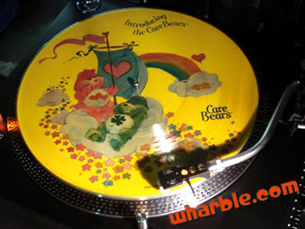 Care Bears Record