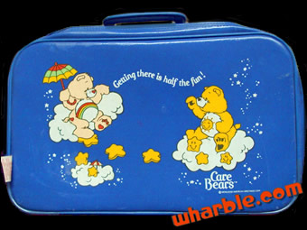 Care Bears Suitcase