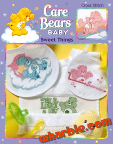 Care Bears Baby Cross Stitch