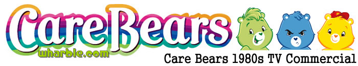Care Bears Commercial