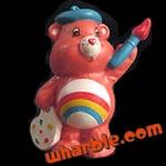 Cheer Care Bear Figures