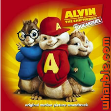 The Chipmunks Squeakquel Soundtrack