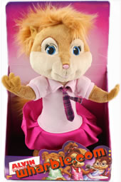Chipmunks Squeakquel Brittany Doll