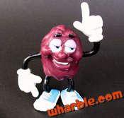 Conga Line California Raisin Figure