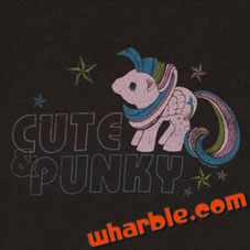 My Little Pony T-Shirt - Cute & Punky