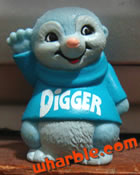 Digger Mole Figure