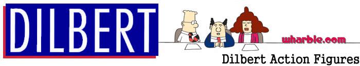 Dilbert Action Figures