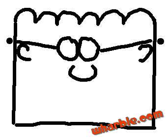 Dilbert Mask Template