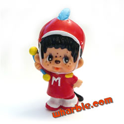 Drum Major Monchhichi