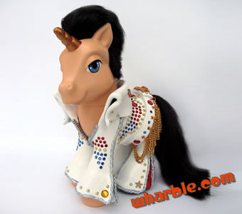 Elvis My Little Pony