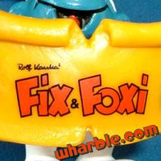 Fix & Foxi Smurf
