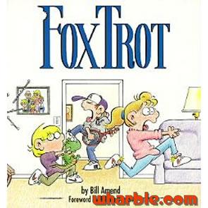FoxTrot Book: FoxTrot