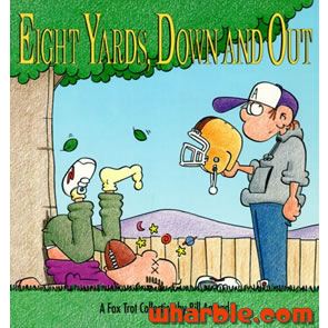 FoxTrot Book - Eight Yards Down and Out