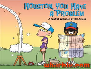FoxTrot Book - Houston, You Have a Problem