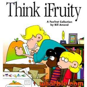 FoxTrot Book - Think iFruity