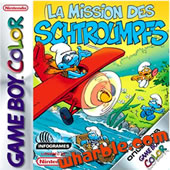 GameBoy - Adventures of The Smurfs