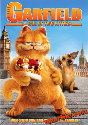 Garfield II: A Tail of Two Kitties