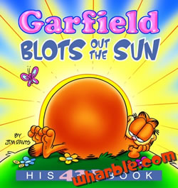 Garfield Blots Out the Sun: His 43rd book