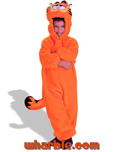 Garfield Costume
