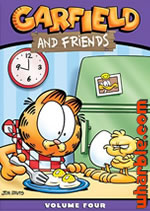 Garfield and Friends Volume 4