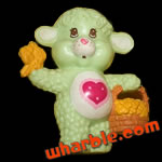 Gentle Heart Lamb Care Bear Cousin Figure