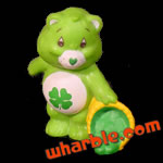 Good Luck Care Bear Figures