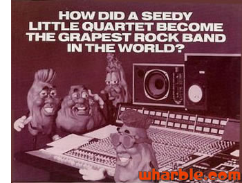 Grapest Rock Band in the World