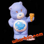 Grumpy Care Bear Figures