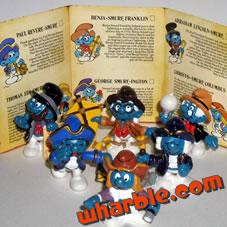 History Smurfs