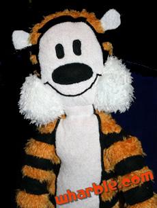 Hobbes Costume