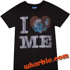 Vanity Smurf T-Shirt