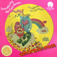 Introducing The Care Bears Picture Disc