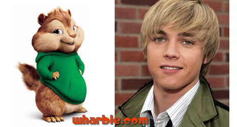Jesse McCartney as Theodore Chipmunk