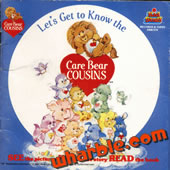 Let's Get To Know The Care Bear Cousins