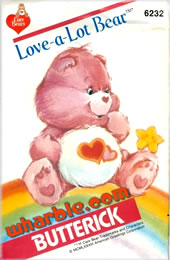 Love-A-Lot Bear Pattern