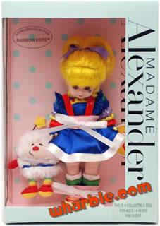 Madame Alexander Rainbow Brite Doll