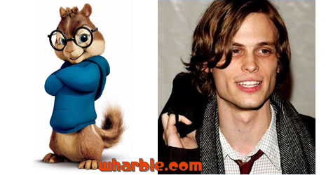Matthew Gray Gubler as Simon Chipmunk