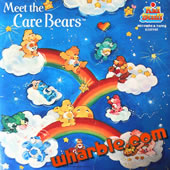 Meet The Care Bears Book