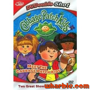 Meet the Cabbage Patch Kids DVD